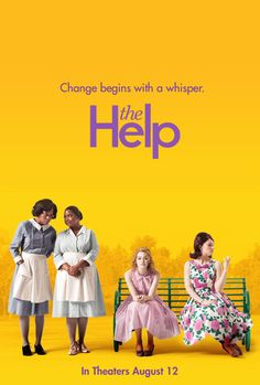 The Help. Really enjoyed this flick, featuring the always fabulous Emma Stone.