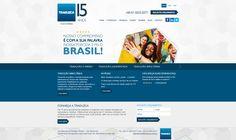 Traduzca www.traduzca.com.br Layout especial para o evento da Copa.