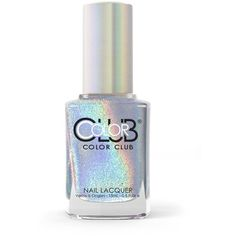 Color Club Halographic Hues Nail Polish, Multicolored, Harp On It, 0.5... (410 ARS) ❤ liked on Polyvore featuring beauty products, nail care, nail polish, color club, color club nail polish and color club nail lacquer