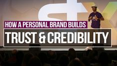 """How to Build Your Personal Brand and Establish Authority and Credibility. Personal Branding helps you build the """"Know Like and Trust"""" factor with audiences and consumers.   This is a small segment of my speaking engagement at ShutterFest 2017 on Personal Branding and Turning Passion into Profits. In this session I discuss Building Your Personal Brand and how establishing credibility by creating upfront value and a positive reputation will grow your business and career.  SUPPORT THE CHANNEL…"""
