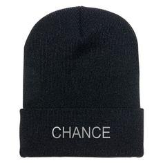 Chance The Rapper Knit Cap