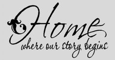 Let us create the home of your dreams to start your story in.
