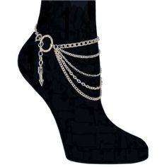 5 Row Chain Anklet, Medium In Silver Tone GirlPROPS,http://www.amazon.com/dp/B003NA4UIM/ref=cm_sw_r_pi_dp_YF7isb1EQZ9TQ44X
