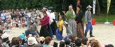 Travel back in time – Unique Samurai Performance