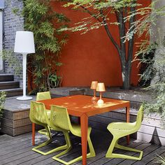 Make the most of your patio