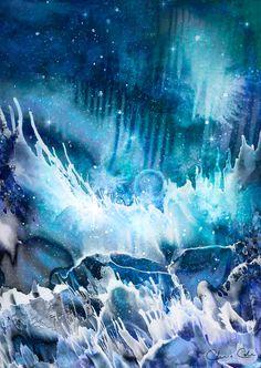 """Arctic Ice Dance"" - Chris Cole"