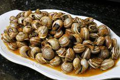 Buena cocina mediterranea: Cabrillas en salsa