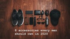 Accessories are important when it comes to men's fashion. There are many accessories that man can choose but there 8 accessories should be in every men's wardrobe. Mens Wardrobe Essentials, Men's Wardrobe, Fashion Essentials, Style Essentials, Best Presents For Men, Man Cave Gifts, Just For Men, Every Man, Men Style Tips