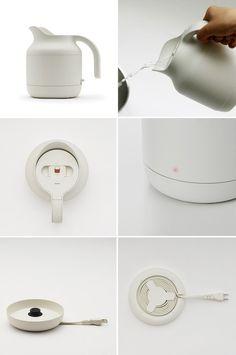 Naoto Fukasawa Designs Minimalist Kitchen Appliances For MUJI