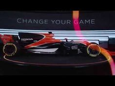 Change Your Game: Introducing the McLaren-Honda MCL32 - YouTube
