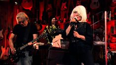 "EXCLUSIVE Blondie ""Heart of Glass"" Guitar Center Sessions on DIRECTV"