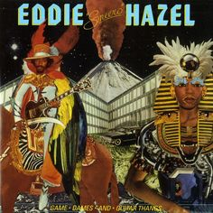 Eddie Hazel – Game, Dames