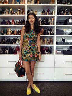 A James Bond Girl Decodes Her Summer Style: Meet Spectre's Stephanie Sigman