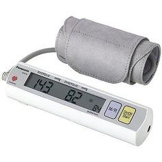 Upper Arm Blood Pressure Monitor Kit Automatic Digital Portable Meter Machine