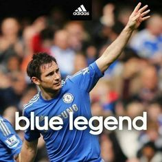 Once and forever #legend #FrankLampard pic.twitter.com/hvMjJ4rzgT