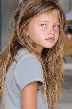 'Prettiest girl in the world' Thylane Blondeau is all grown up