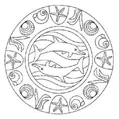 free mandala animals coloring pages | 50 Best Mandalas for Kids images | Mandalas for kids ...