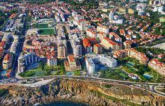 Cascais, vila, Lisboa, Portugal Cascais é uma vila portuguesa no Distrito de…