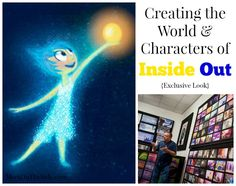 Creating the World and Characters of Pixar's Inside Out