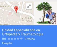 La clínica de Ortopedia y Traumatologia privada zona norte de Bogotá - Colombia