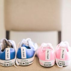 mr. and mrs. wedding dancing shoes + personalized converse