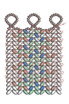 An elegant bracelet using the new, unique Czech two-hole TWIN seed beads|Preciosa Ornela
