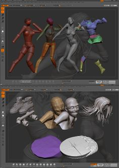 zbrush central - Google Search #3d #sculpting #tutorials