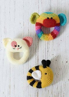 "Size: approx. 3.5"" / 11.5 cm in diameter when made with indicated yarn"
