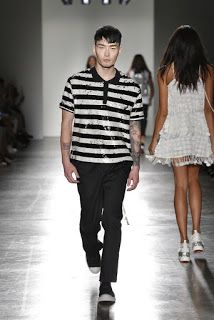Male Fashion Trends: iiJin Spring/Summer 2016 - New York Fashion Week #NYFW