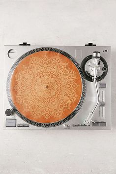 """Understated Leather 12"""" Record Slipmat - Urban Outfitters"""