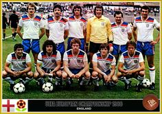 Fan pictures-UEFA EURO-EUROPEAN CHAMPIONSHIP Italy 1980-England Team
