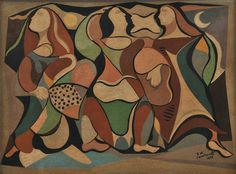 Di Cavalcante - Alegoria (1959)