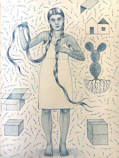 Non-Indigenous Woman, Kathryn Polk