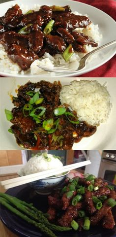 Chang's Mongolian Beef Super Recipes - beef, easy recipes, food recipes, recipes, simple recipes