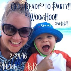 Co-Hosting my 1st Posh Party WooHoo....it's finally my turn to co-host a Posh party!!!  Please share this listing to celebrate with me and get ready for an epic event on Wednesday 2/24/16 at 7pm PST!!! Theme is TBD but I will begin peeking in Posh-compliant closets right away  I cannot wait to party with YOU!  Other