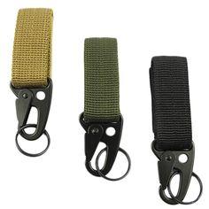 "5//8/"" Emergency Side Release Whistle Buckles for Paracord Bracelet//Sac à dos noir"