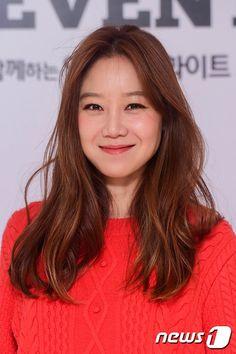 Hyojin Gong-Right brown hair Korean Beauty, Asian Beauty, Korean Celebrities, Celebs, Gong Hyo Jin, K Idol, Korean Model, Korean Actresses, Along The Way