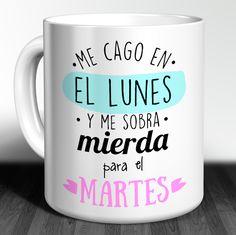 MIERDA PARA EL MARTES...