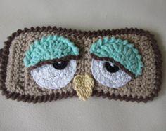 owl sleeping mask