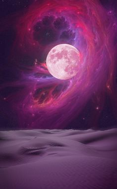 Hunter's Moon by ~Sveinjo on deviantART ALAS, PINK FLOLD HAS RETURNED!!