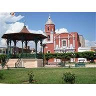 Fotos De Acaponeta Nayarit México Kiosko Y Templo