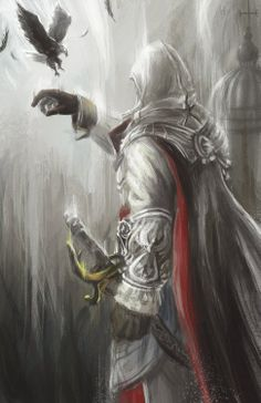 Assassin's Creed 2 Ezio Auditore Fan Art