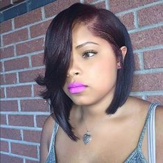 Effortless And Gorgeous Bob @hairbychantellen - Black Hair Information Community