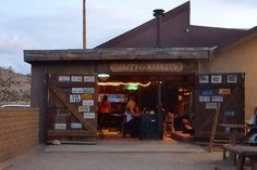 Pappy and Harriet's Pioneertown Palace  Is Pappy and Harriet's the perfect storm of barbecue, live music, dancing, and Hollywood? Yup, pretty much. Since 1982, this desert institution's been the place to grab a cold one on a former Western movie set. Plus, major bands—everyone from Leon Russell to Vampire Weekend—have graced the stage. You never know who might show up next! <b...