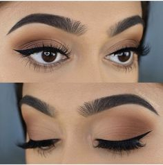 makeup tips ideas life hack nose contour eye makeup eyeshadow natural makeup brows Eye Makeup Tips, Makeup Inspo, Eyeshadow Makeup, Makeup Brushes, Makeup Ideas, Makeup Tutorials, Tan Skin Makeup, Light Eye Makeup, Makeup Products