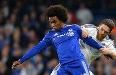 Willian: El Chelsea está en el camino correcto - Willian, centrocampista del Chelsea, cree que el equipo está mejorando constantemente y eso se demuestra en la victoria sobre el Dinamo de Kiev (2-1)...