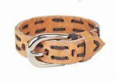 Sakhi Styles Genuine Leather Bracelet for men's_SS-B-162