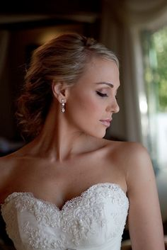 Make-up   Wedding Dress Designer Cape Town {Ilse Roux Bridal Wear}