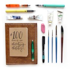 sketchy notions art supplies