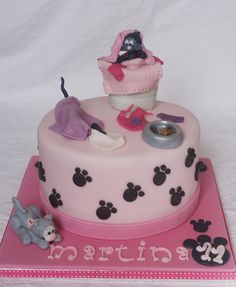 Birthday Cake For Cats Toronto